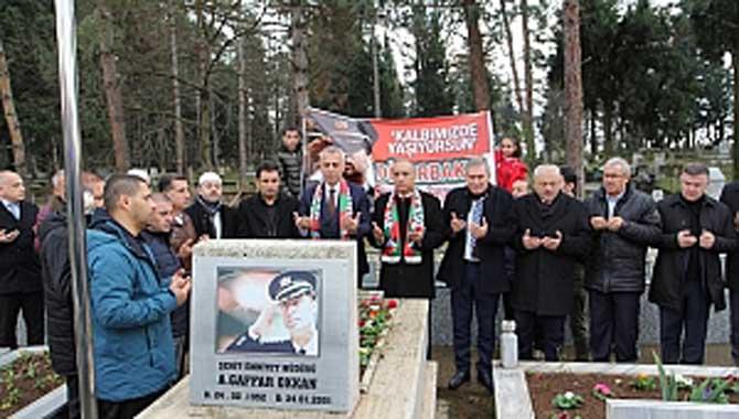 Diyarbakır'dan gelen misafirler bu sözleri kullandı A.GAFFAR OKKAN'I ÇOK SEVİYORUZ