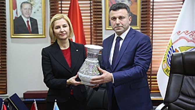 Gagavuz Yeri Cumhurbaşkanı Sapanca'da