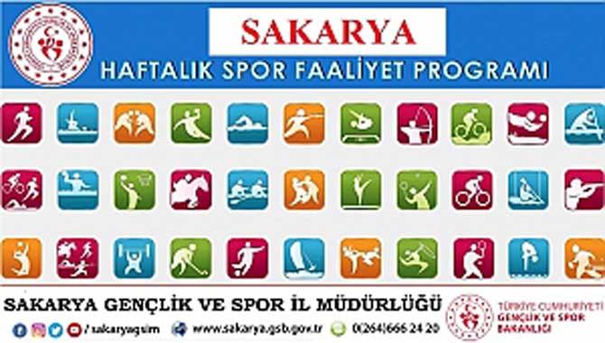 HAFTALIK PROGRAM ( 11-17 OCAK 2020)