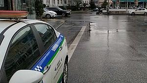 Hatalı parklanmalara yönelik denetimler sürüyor