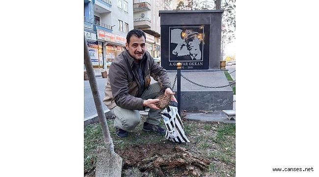 HENDEK ŞEHİT A.GAFFAR OKKAN'I ANIYOR
