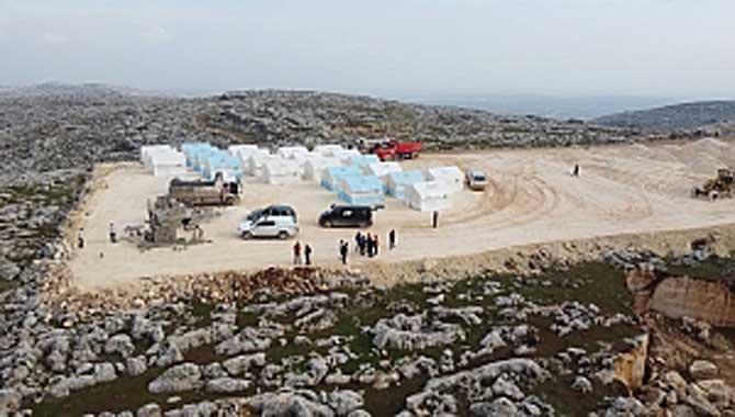 İdlib'e konut müjdesi