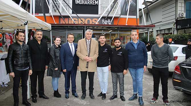 """Kuaför Muharrem"" Serdivan'da…"