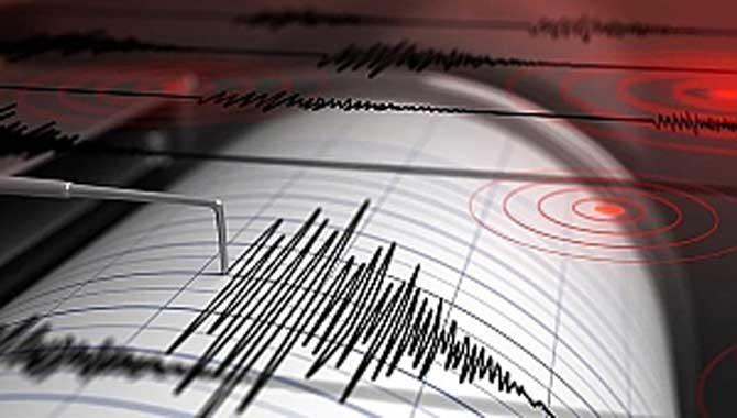 Manisa'da 4,7 büyüklüğünde deprem meydana geldi