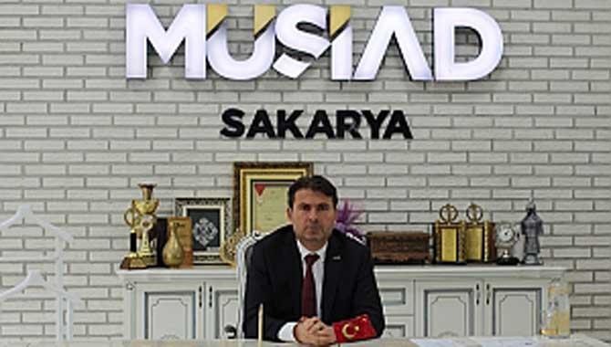 MÜSİAD Sakarya Başkanı Yaşar Coşkun 10 Ocak Çalışan Gazeteciler Günü Mesajı