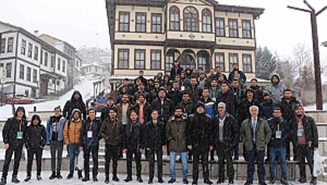 Öğretmen Adaylarının Yarıyıl Tatilinde İlk durakları Taraklı oldu