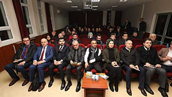 Prof. Uysal Libya Meselesini Anlattı
