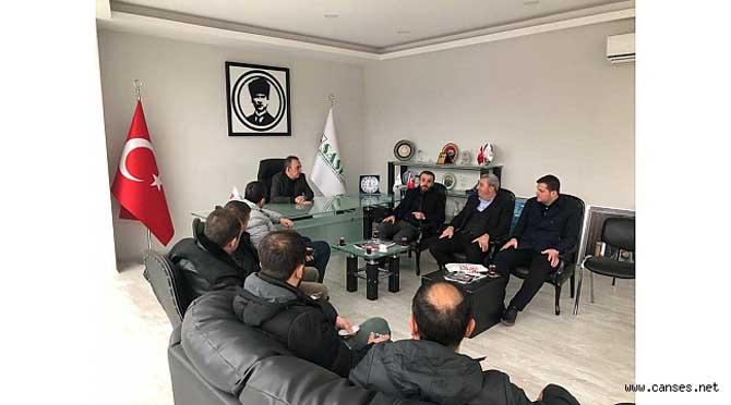 SASİAD'DAN SAKARYASPOR FORMA KAMPANYASINA DESTEK