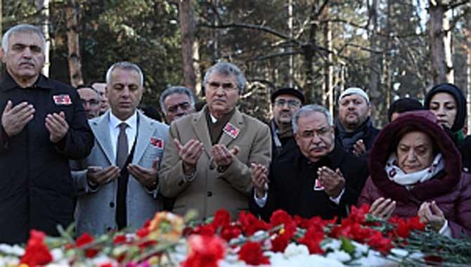 """""""Şehit Ali Gaffar Okkan milletimizin gönlünde nadide bir yere sahiptir"""""""