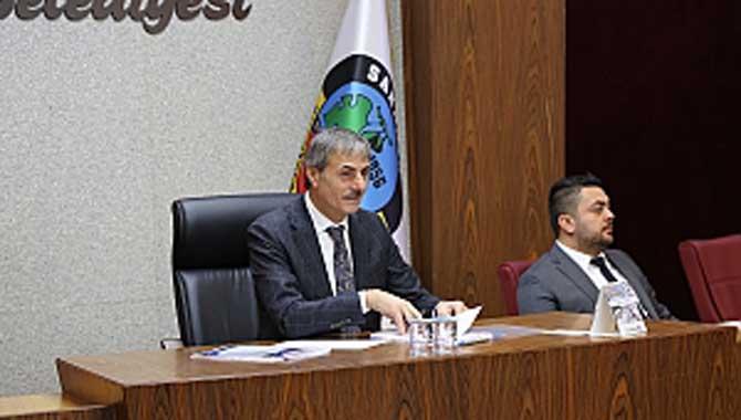 Serdivan'da Yılın İlk Meclisi Gerçekleşti