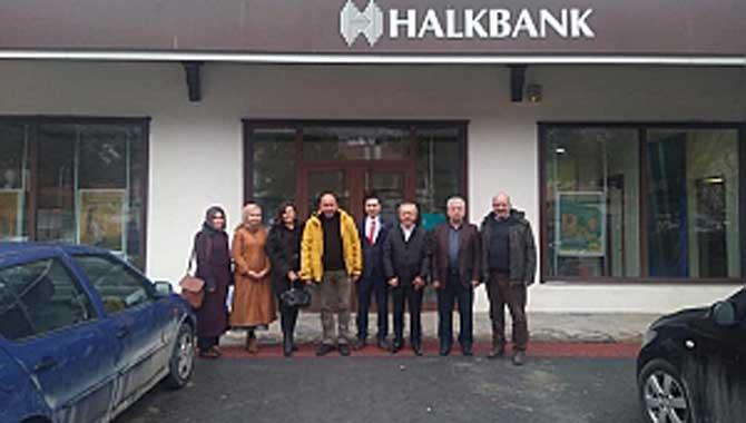 """(SESKOB) Başkanı Ali Yılmaz'dan """"Hayırlı Olsun"""" Ziyareti"""