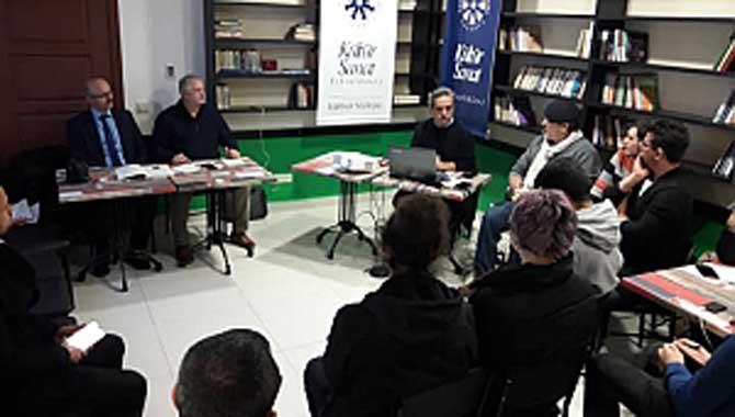 Türkiye Yazarlar Birliği Sakarya Şubesi 2020 yılının 1. Etkinliği 10.01.2020 etkinliği