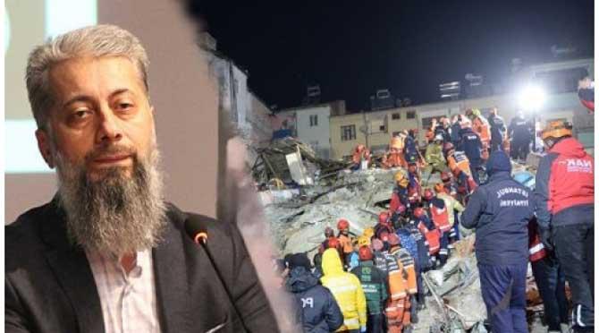 Yıldız Teknik Üniversitesi profesörü Bedri Gencer'den skandal deprem paylaşımı