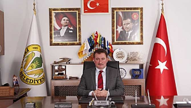 Başkan Gündoğdu'dan Regaib Kandili Mesajı