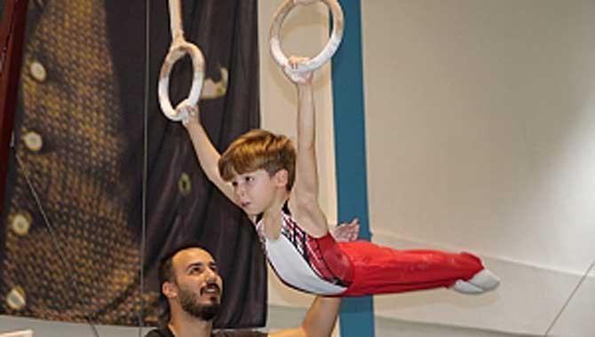 Cimnastikçilerimiz Yarı Finalde