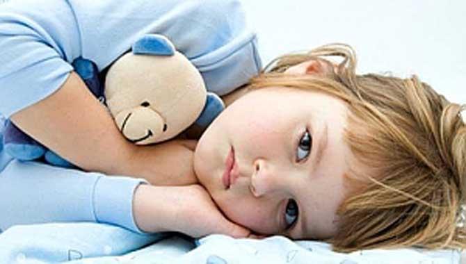 Çocuklarda Uyku Sorununa Dikkat!