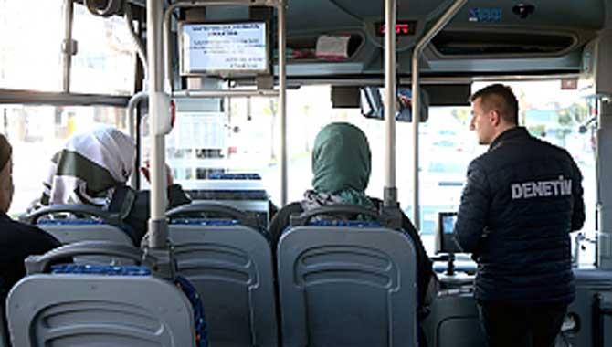 Daha konforlu ve güvenli ulaşımlar için denetimler sürecek