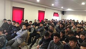 Ensar Vakfı Akyazı Şubesinden sıra dışı seminer