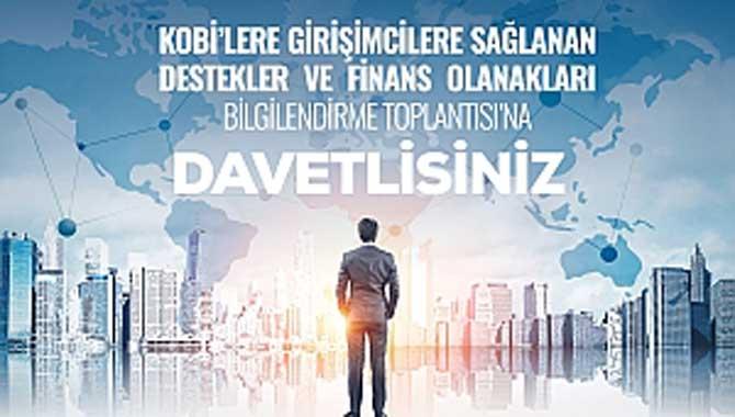KOBİ'LERE VERİLEN DESTEKLER SATSO'DA ANLATILACAK