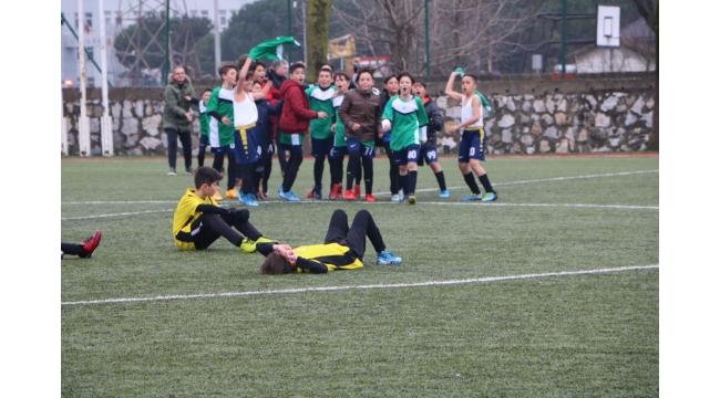 Küçükler Futbol İl Birinciliği Sona Erdi