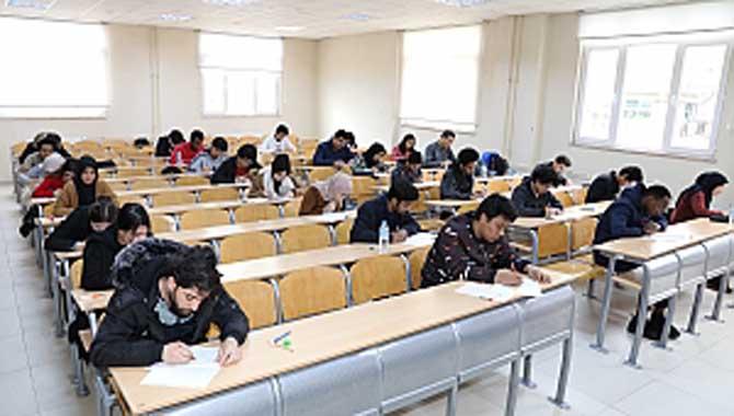 SADEM'DE Türkçe Sınavı Heyecanı