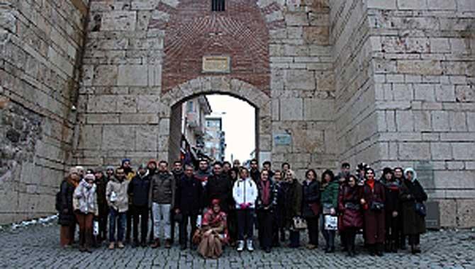 Sakarya Barosu Bursa'yı gezdi