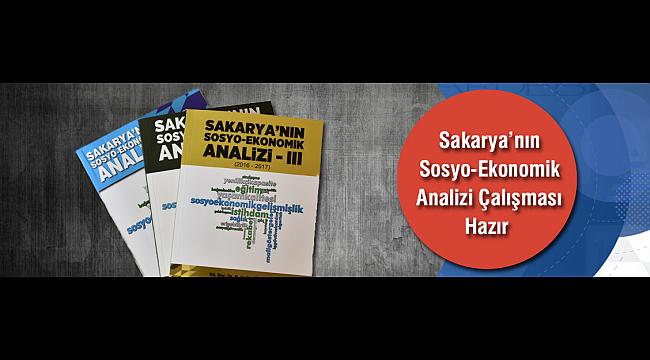 Sakarya'nın Sosyo-Ekonomik Analizi IV Hazır
