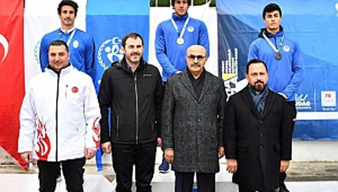 Sepaş Enerji'nin desteklediği Mustafa Özmen, Milli Takım seçmelerinde yine ilk sırada
