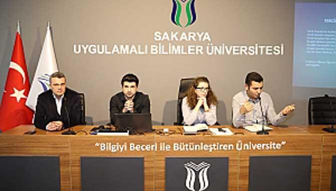SUBÜ'de Erasmus + için tercih dönemi