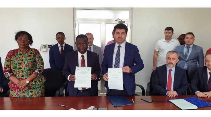SUBÜ ile Tanzanya arasında iş birliği protokolü