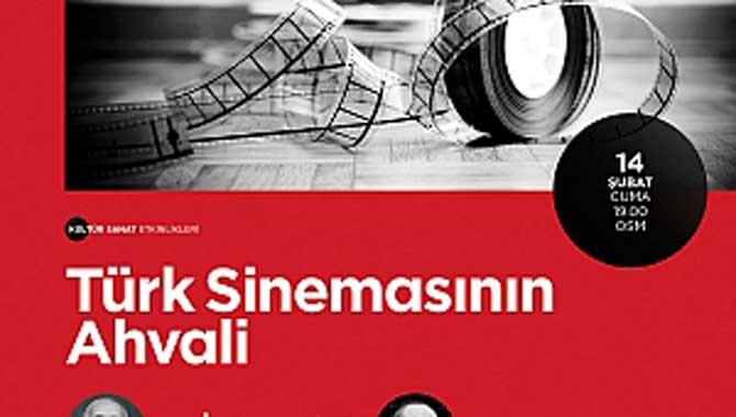 'Tük Sinemasının Ahvali' OSM'de Konuşulacak