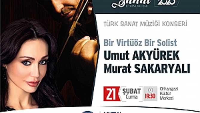 Türk Sanat Müziği Rüzgârı OKM'de Esecek