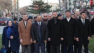 TÜRKAV Sakarya Şubesi'nin Hocalı için Sessiz Yürüyüşü