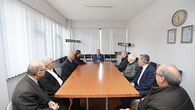 Vali Nayir den Tozlu Vakfına Ziyaret