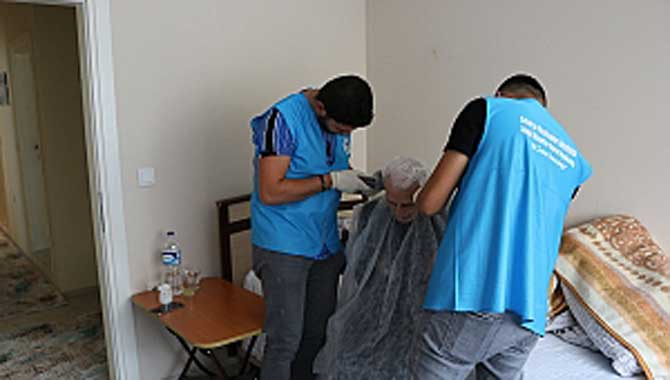 YADEM'den evde bakım hizmetlerinde bir yenilik daha