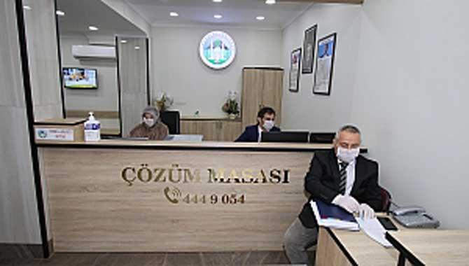 Akyazı Belediyesi hizmetleri giriş katına taşıdı