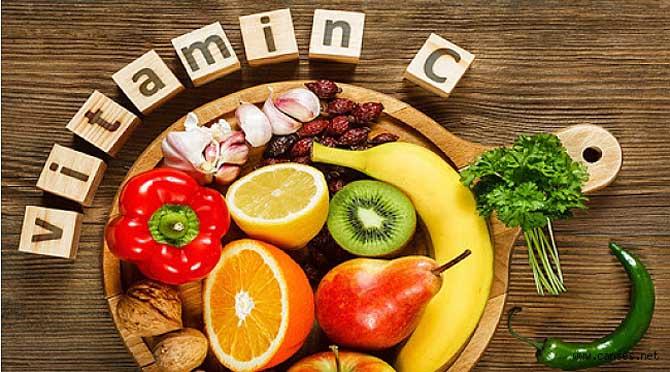 Aşırı Tüketilen C Vitamini İdrar Kaçırmaya Yol Açabilir