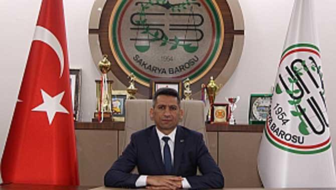 Baro Başkanı Burak'tan 8 Mart Kadınlar Günü mesajı