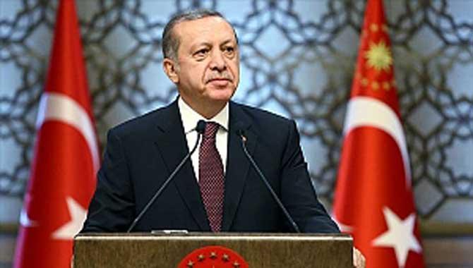 Cumhurbaşkanı Erdoğan'dan corona açıklaması!