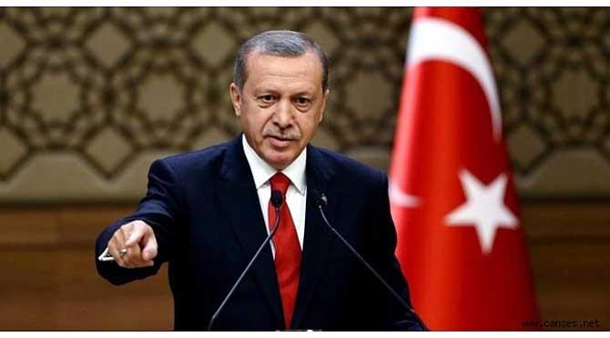 Cumhurbaşkanı Erdoğan'dan corona virüsü mesajı!
