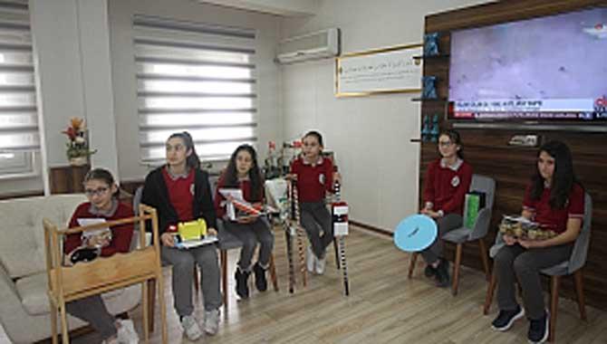 Engelli Dostu Okuldan Fark Yaratan Çalışmalar