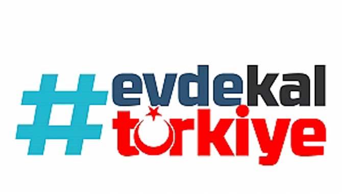 Evde Kal Türkiye!