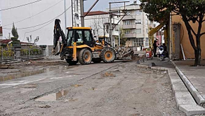HACIOĞLU'NDA SONA GELİNİYOR, TÜRBE'DE START VERİLDİ