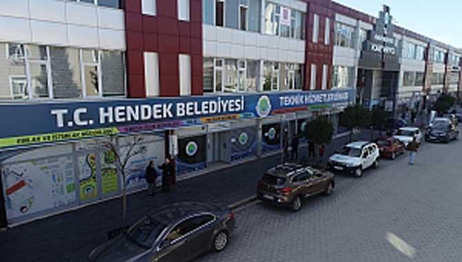 Hendek Belediyesinden Vatandaşa Büyük Kolaylık