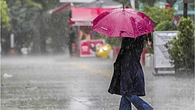 Meteorolojiden serin ve yağışlı hava uyarısı!