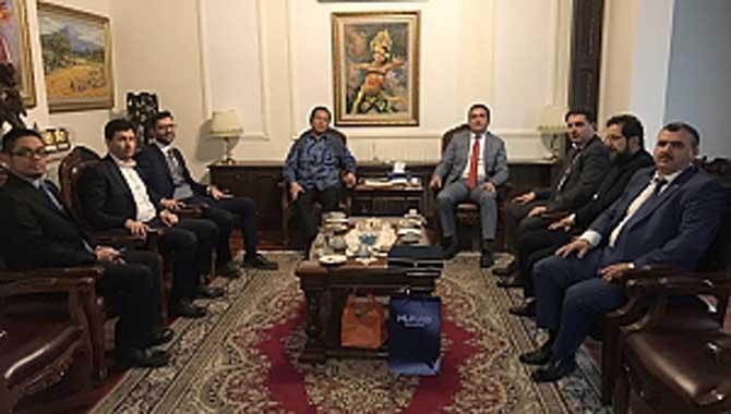 MÜSİAD'dan Diplomasi Atağı