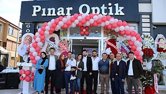 Pınar Optik hizmette