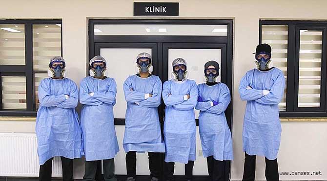 Sakarya Üniversitesi Diş Hekimliği Fakültesi Koronavirüs Tedbirlerini En Üst Düzeye Çıkardı