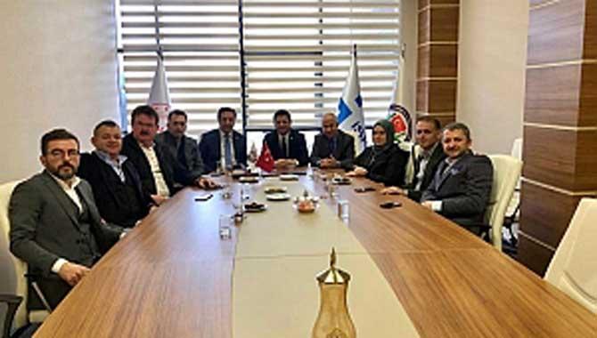 SATSO Ticareti Geliştirme Komisyonu, İş- Kur ve SGK işbirliği başlıyor