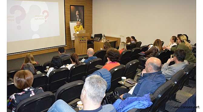 SEDAŞ çalışanlarından toplumsal cinsiyet eşitliği semineri